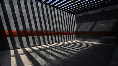 Holocaust memorial in Bucharest, Romania. Credit: Flickr.