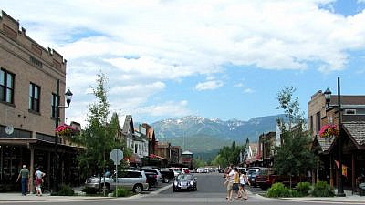 Whitefish, Mont. Credit: Flickr Commons.