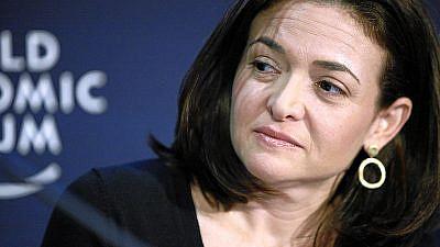 Facebook CEO Sheryl Sandberg at the World Economic Forum in Switzerland, Jan. 28, 2011. Credit: Jolanda Flubacher via Wikimedia Commons.