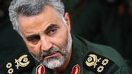 Iranian Quds Force Commander Maj. Gen. Qasem Soleimani. Credit: Wikimedia Commons.