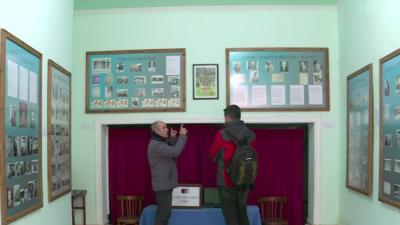 The Solomon Museum in Berat, Albania. Source: Screenshot.