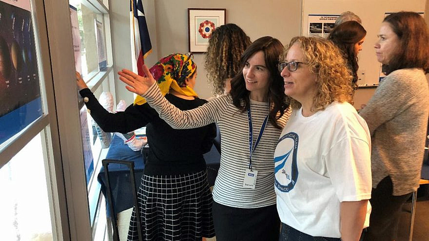 The iCenter for Israel Education is offering an escape room experience in North America focused on Israeli and space-related education. Credit: Jewish Federation of Greater Dallas.