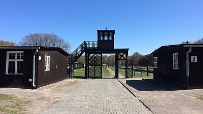 Stutthof concentration camp in Poland. Credit: Wikimedia Commons.
