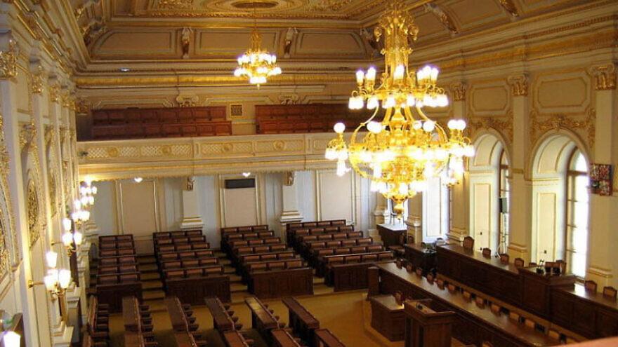 Czech Parliament. Credit: Wikimedia Commons.