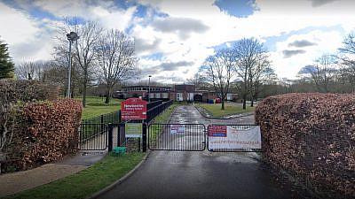 Newberries Primary School in Radlett, England. Source: Google Maps Screenshot.
