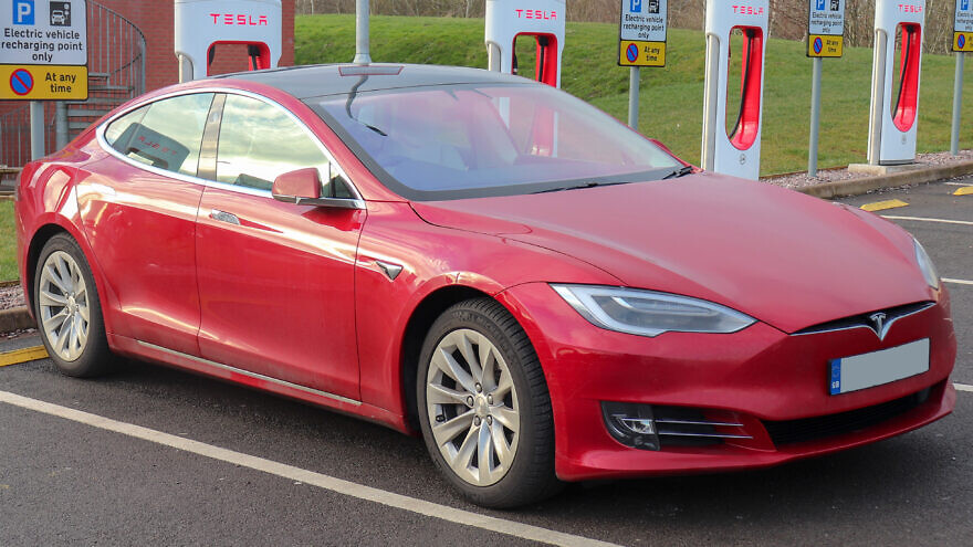 A 2018 Tesla Model S. Credit: Wikimedia Commons.