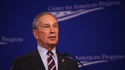 Michael Bloomberg. Credit: Ralph Alswang via Flickr.