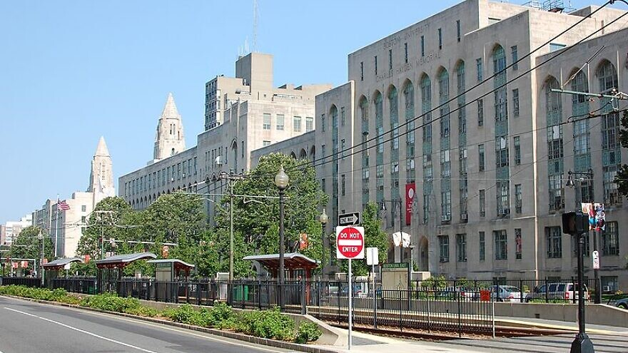 Boston University College of Arts and Sciences. Credit: Wikimedia Commons.