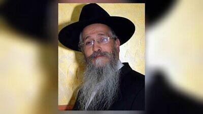 Rabbi Mendel Mendel Deitsch. Courtesy of Chabad.org/News.