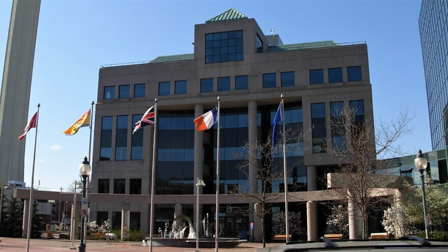 Moncton City Hall, Canada. Credit: Wikimedia Commons.