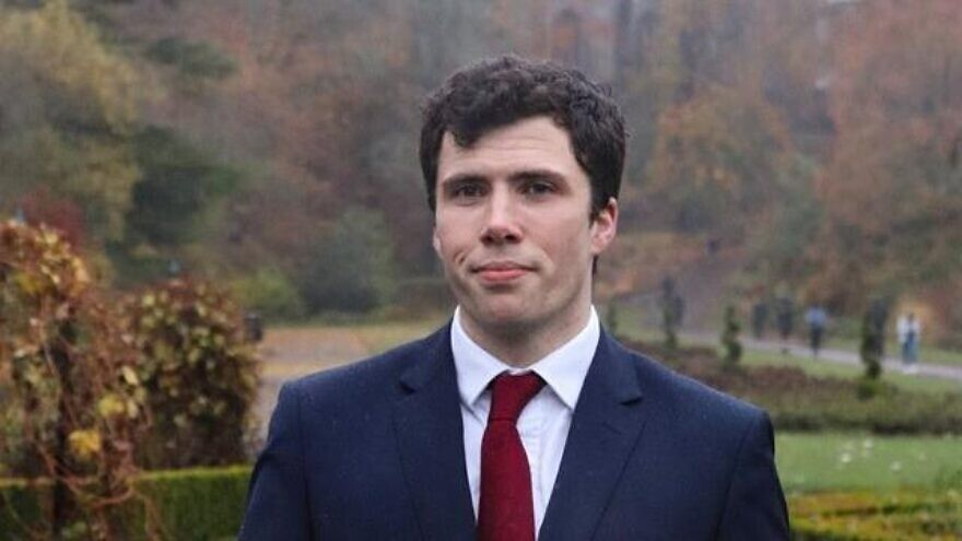 United Kingdom Conservative Party candidate Ryan Houghton. Source: Facebook.