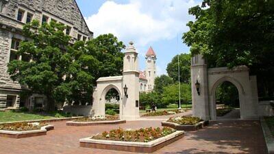 Indiana University Bloomington. Credit: Wikimedia Commons.