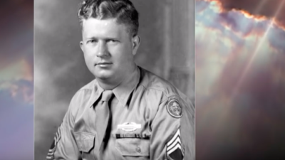 Master Sgt. Roddie Edmonds. Source: Screenshot.