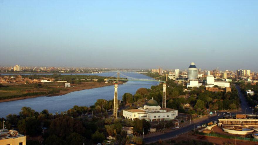 Khartoum, Sudan. Credit: Wikimedia Commons.