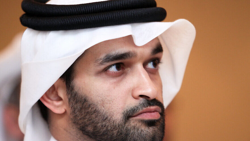Hassan al Thawadi, secretary general of the Supreme Committee for Qatar 2022. Credit: Flickr.
