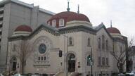 Washington D.C.'s historic Sixth and I Synagogue. Credit: Wikimedia Commons.