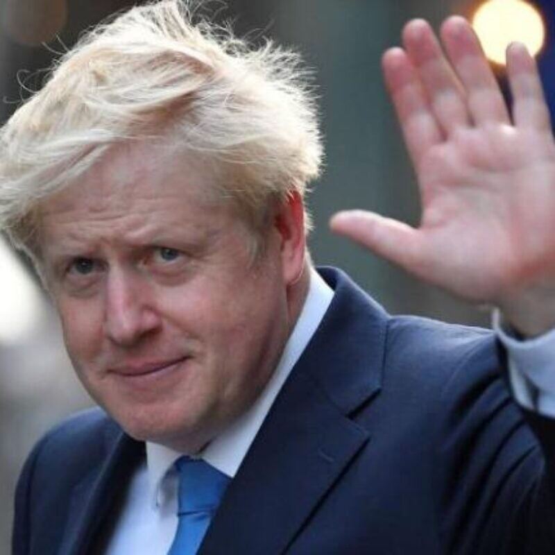 Prime Minister of the United Kingdom Boris Johnson. Credit: CelebWikiProfiles.