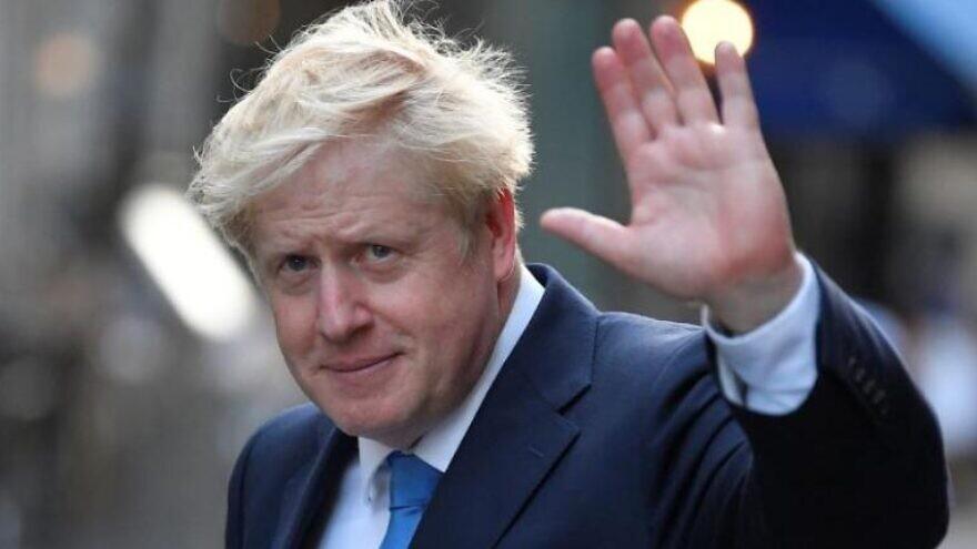 Prime Minister of the United Kingdom Boris Johnson. Credit: CelebWikiProfiles.
