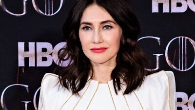 """Carice van Houten at the """"Game of Thrones"""" Season 8 World Premiere at Radio City Music Hall, April 3, 2019. Credit: Sachyn Mital via Wikimedia Commons."""