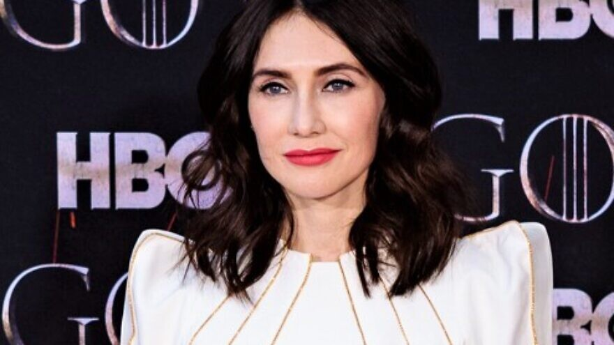 "Carice van Houten at the ""Game of Thrones"" Season 8 World Premiere at Radio City Music Hall, April 3, 2019. Credit: Sachyn Mital via Wikimedia Commons."