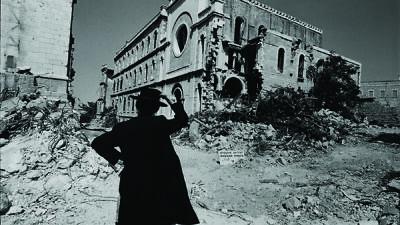 Jerusalem 1967 (looking towards Notre Dame de France). Credit: Courtesy.