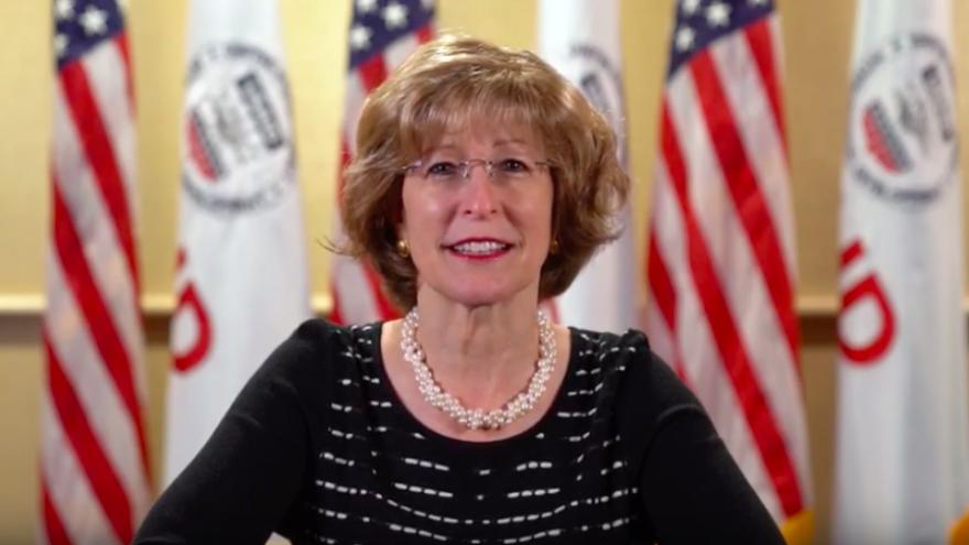 USAID Deputy Administrator Bonnie Glick. Source: Screenshot.