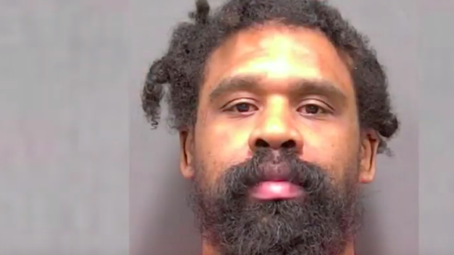 Grafton Thomas, 38, has been charged with stabbing five people at Rabbi Rottenberg's Shul in Monsey, N.Y., at a Hanukkah candle-lighting party on Dec. 28, 2019. Source: Screenshot.