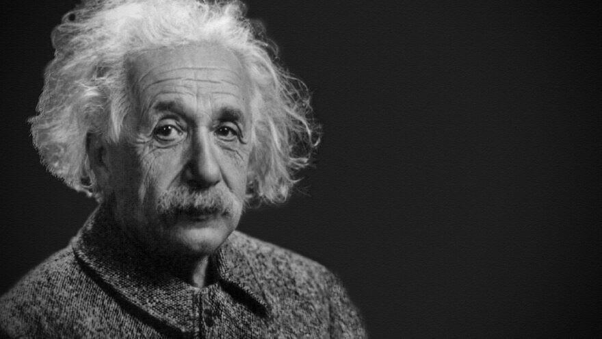 Albert Einstein in 1947. Credit: Pixabay.