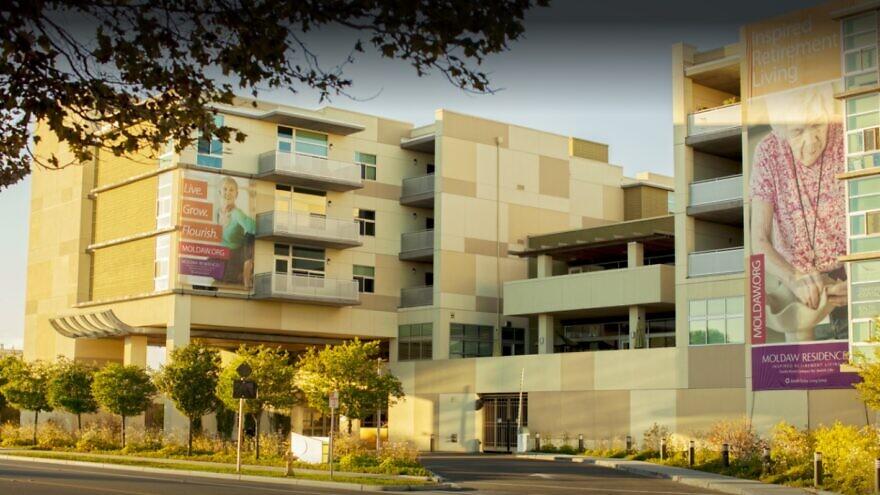 Moldaw Residences in Palo Alto, Calif. Source: Screenshot.