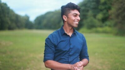 Michigan Democratic congressional candidate Solomon Rajput. Credit: Solomon Rajput for Congress/Facebook.