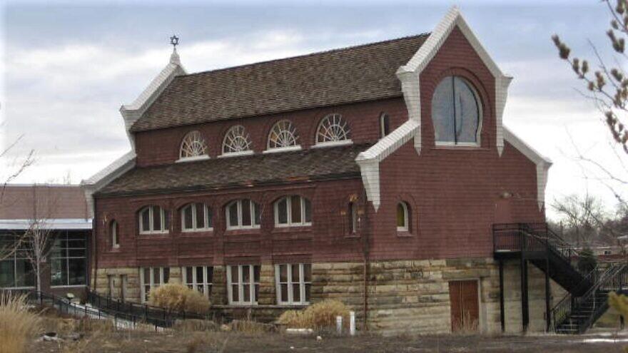 Congregation Ahavath Beth Israel in Boise, Idaho, Jan. 2, 2010. Credit: Kenneth Freeman via Wikimedia Commons.
