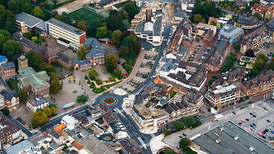 Geilenkirchen, Germany. Credit: Wikimedia Commons.