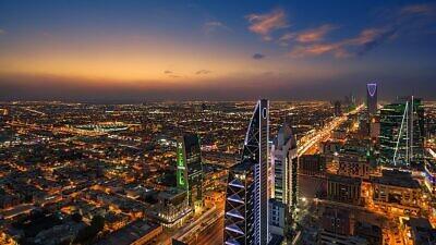 Riyahd, Saudi Arabia, Oct. 8, 2017. Source: Wikimedia Commons.