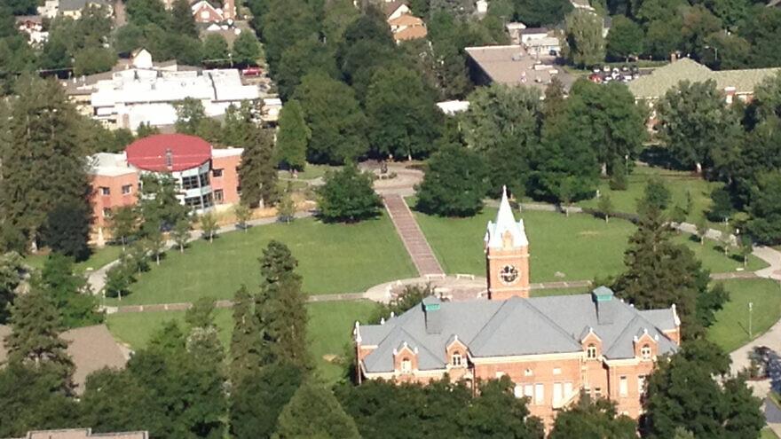 University of Montana. Credit: Wikimedia Commons.