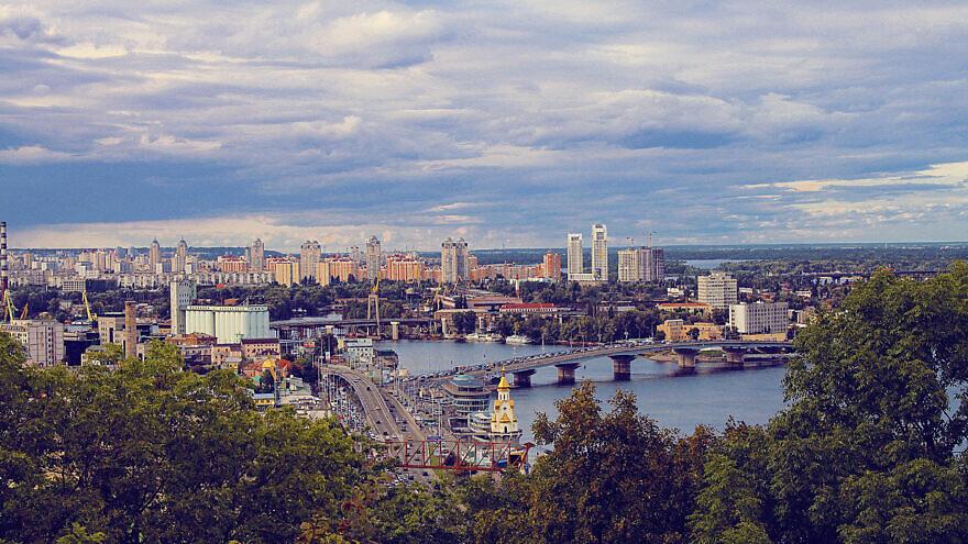 Kiev, Ukraine. Source: goodfreephotos.com