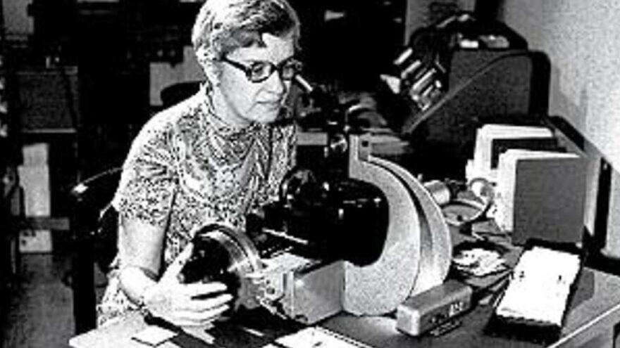 Vera Rubin. Source: American Museum of Natural History.