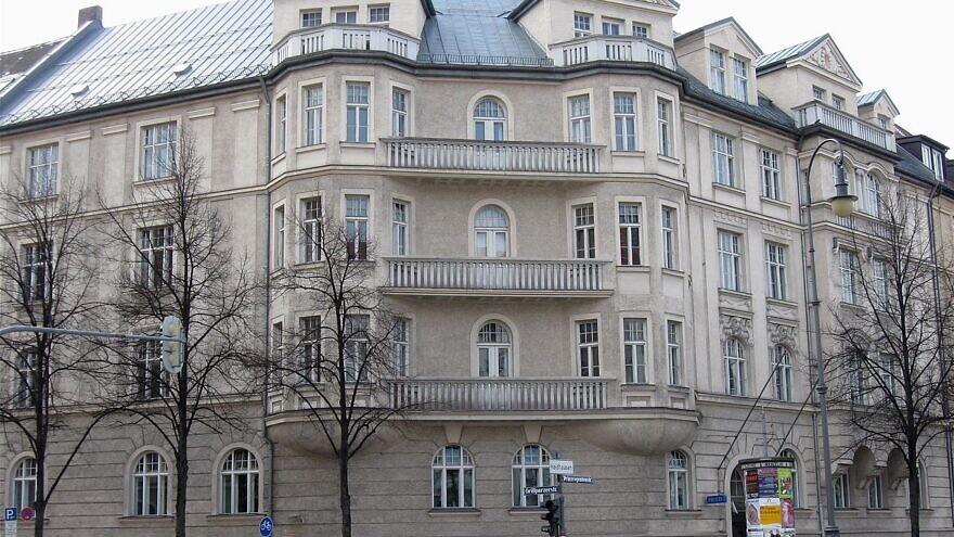 A view of Prinzregentplatz in Munich in 2010. Credit: Wikimedia Commons.