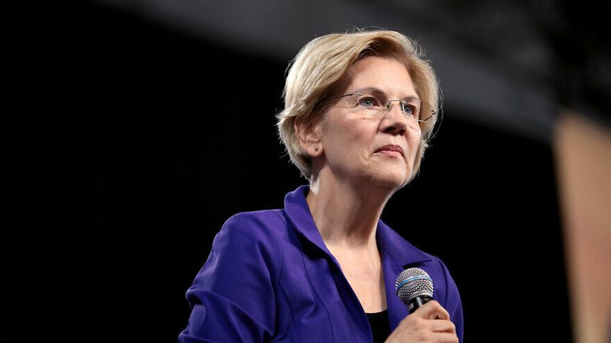 U.S. Sen. Elizabeth Warren (D-Mass.). Credit: Flickr.