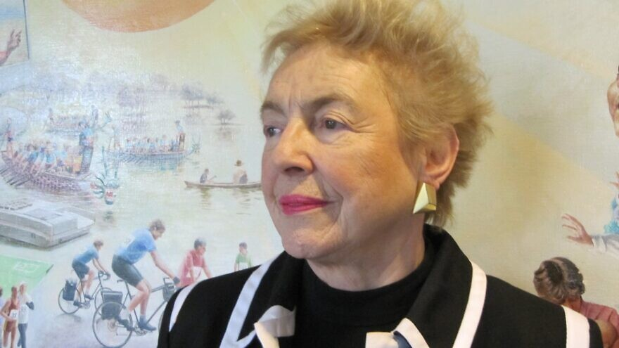 Dame Stephanie Shirley, founder of the IT firm Xansa , was a child refugee from Nazi-controlled Austria when she arrived in Britain in 1939 as part of the Kindertransport. Credit: Howard Lake via Flickr.