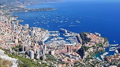 A view of Monaco. Credit: Wikimedia Commons.