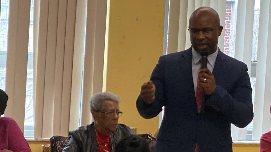 New York congressional candidate Jamaal Bowman. Source: Jamaal Bowman for Congress/Facebook.