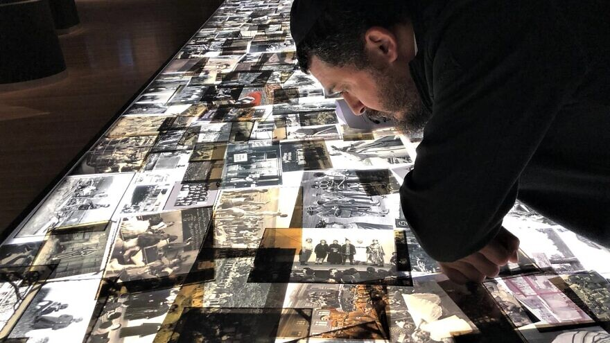 The newly certified Holocaust educators spent a week training at Israel's official memorial to the victims of the Holocaust, representing the first time that Yad Vashem has gathered a group of campus leaders for an intensive training, February 2020. Credit: Yad Vashem.