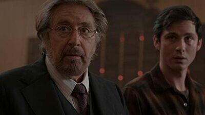 "Al Pacino starring in the Amazon Prime series ""Hunters."" Credit: IMDB."