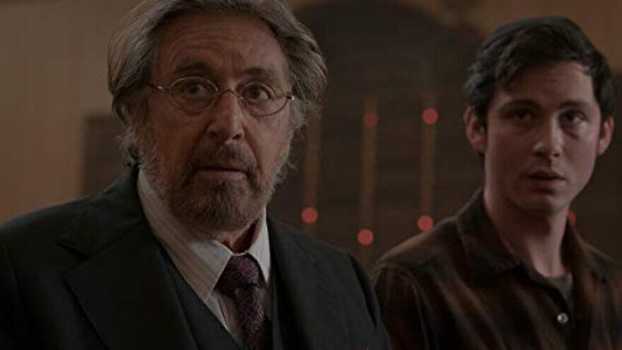 "Al Pacino starring in the Amazon Prime series ""Hunters."" Credit: IMDB."