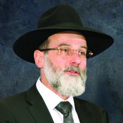 Rabbi Dovid Hofstedter