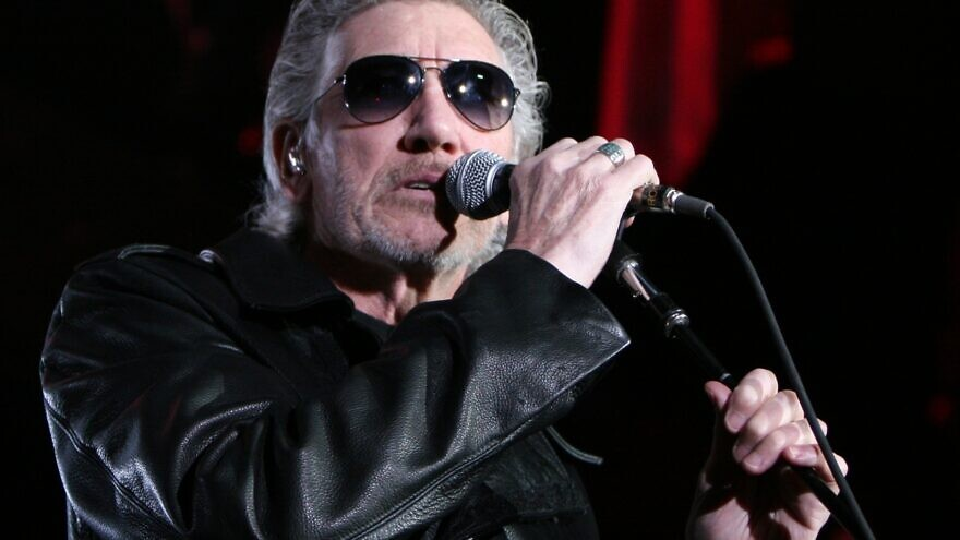 Roger Waters. Credit: Wikimedia Commons.