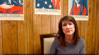 Illinois Democratic congressional candidate Marie Newman. Source: Screenshot.