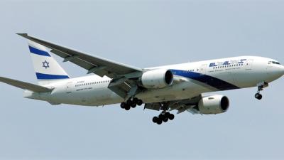 An El Al Israel Airlines Boeing 777. Credit: Wikimedia Commons.