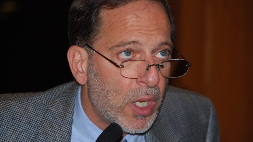 Columbia University professor Rashid Khalidi. Credit: Wikimedia Commons.