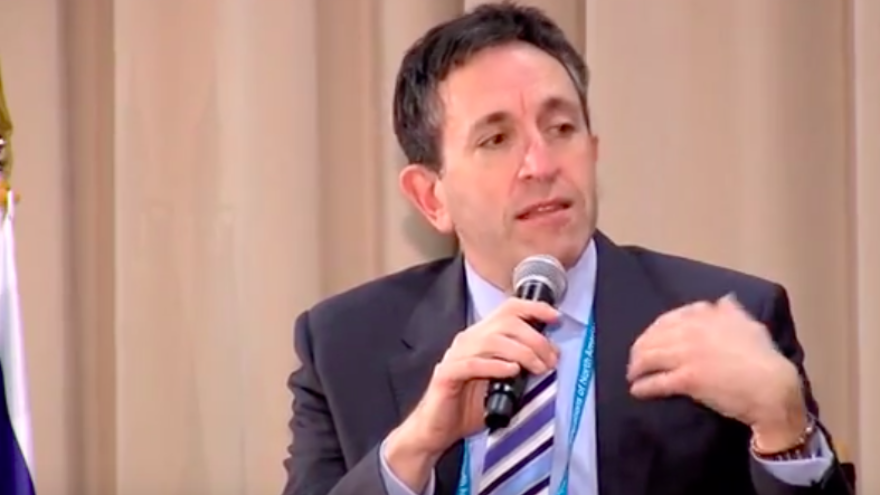 Matt Nosanchuk, who served as the White House liaison to the Jewish community under President Barack Obama. Source: Screenshot.